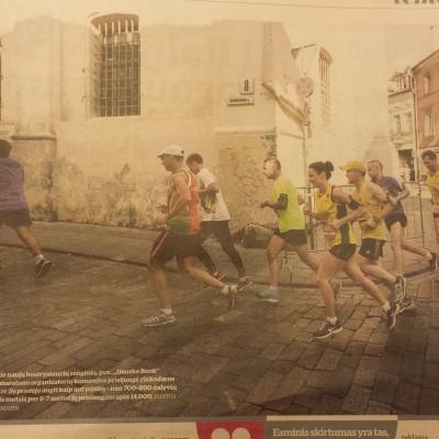 kariai maratone