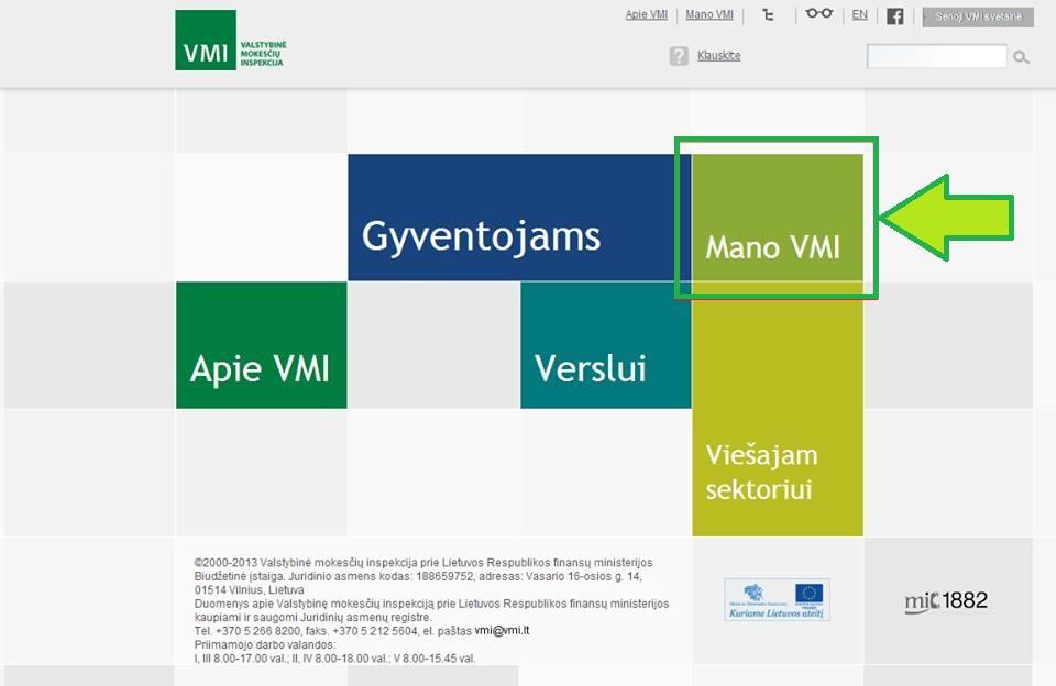 VMI 1
